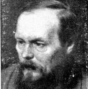 Fédor Mikhaïlovitch Dostoievski Dostoi10