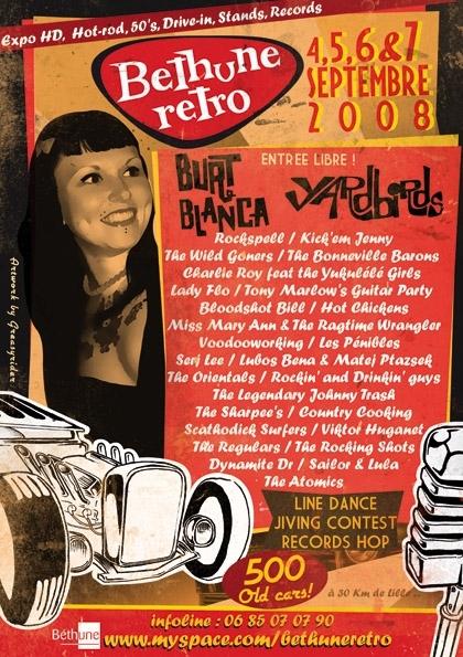 Béthune Rétro 2008 Bethun10