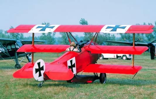 Chasseur Albatros 1918 Avion_10