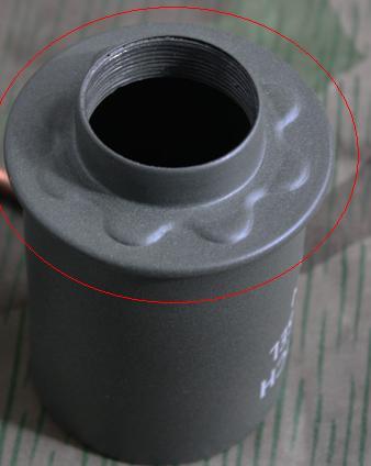 Base vissable d'un Pot m24 handgranate 138610