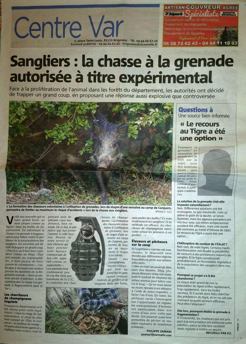 Chasse Sanglier mois de Mars - Page 3 Centre10