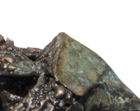 Finition bronze sur structure acier Screen10