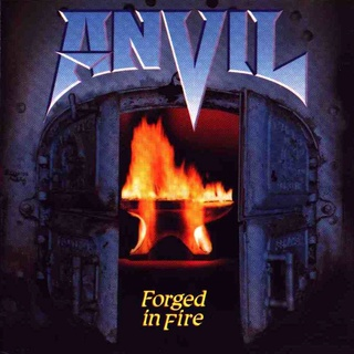 ANVIL - Forged In Fire (1983) Front12