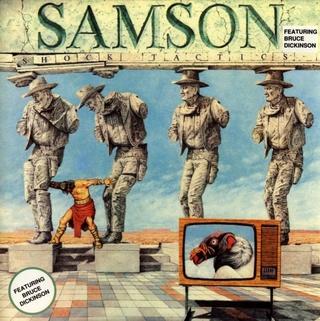 SAMSON - Schock Tactics (1981) Front16