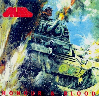 TANK - Honor and Blood (1984) Honour10