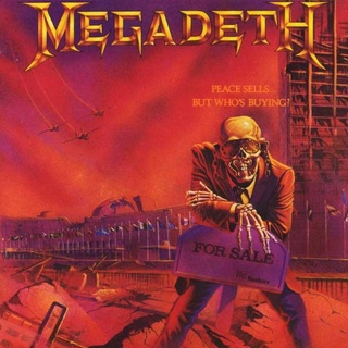 MEGADETH - Peace Sells... But Who's Buying ? (1986) Megade12