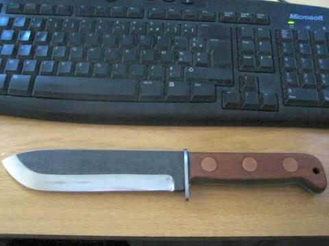 Cattaraugus couteau datant