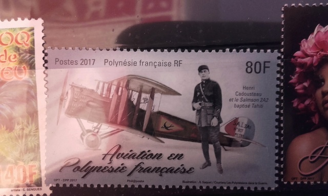 Philatélie et aviation - Page 4 20170410