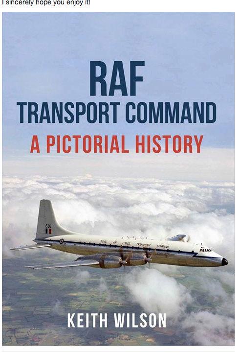 RAF TRANSPORT COMMAND .  Captu333
