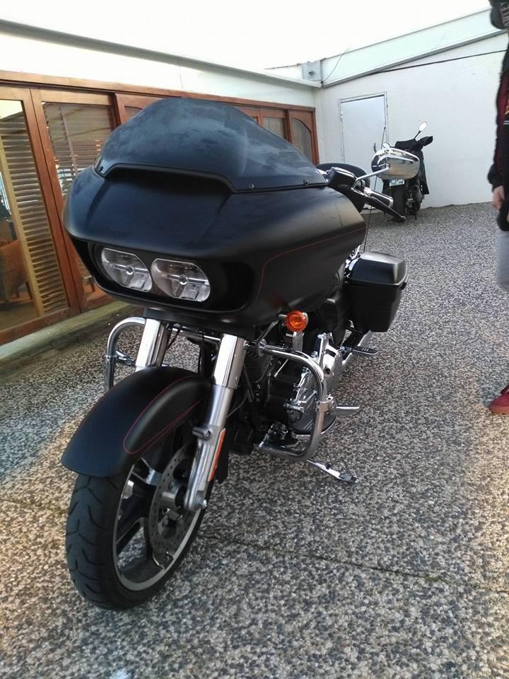 Ma nouvelle bécane  un Road-Glide Special 16831410