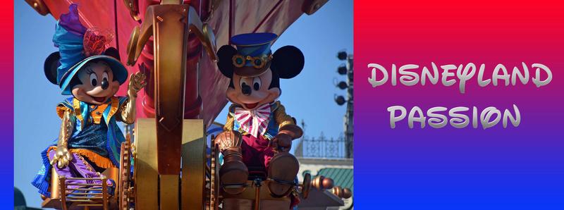 Disneyland-Passion