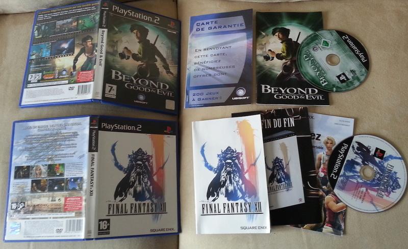 [VDS] JEUX PS1 PS2 PS3 PS4 PSVITA - Page 2 20170213