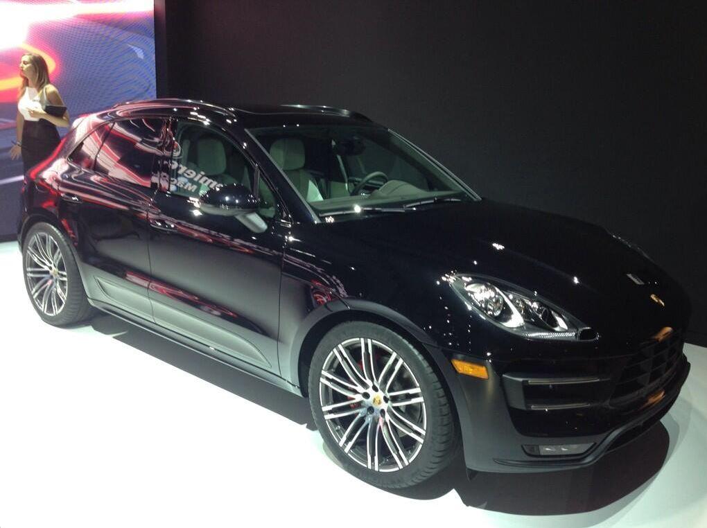 Photos Porsche Macan 4410