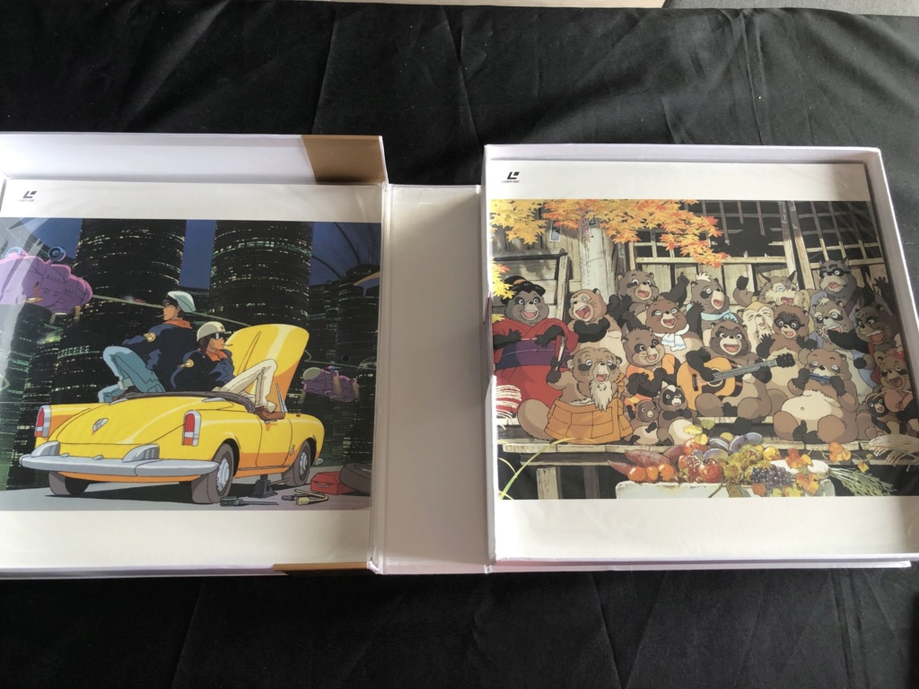 Achat vinyle & laserdiscs C9166910
