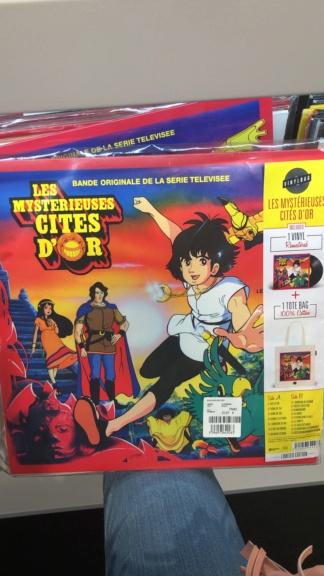 Achat vinyle & laserdiscs D2597c10