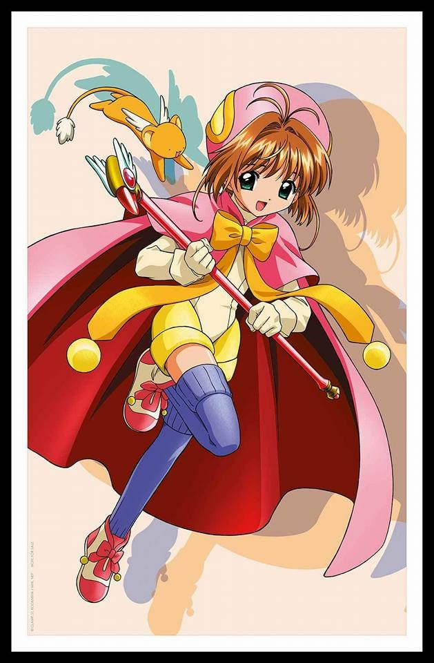 Coffret Blu-ray collector Card Captor Sakura Img_6912