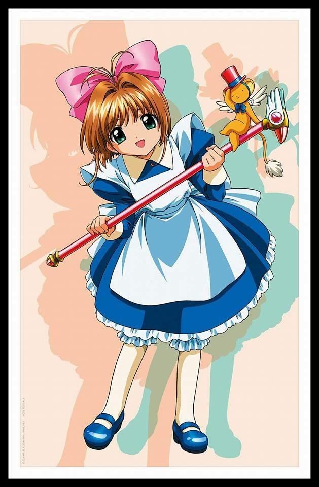 Coffret Blu-ray collector Card Captor Sakura Img_6913