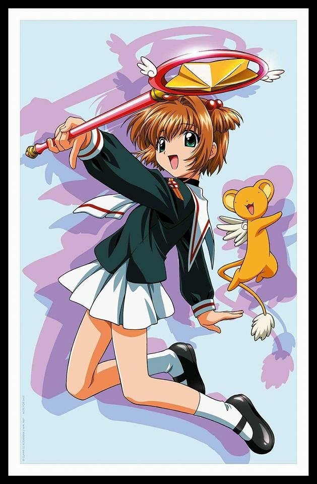 Coffret Blu-ray collector Card Captor Sakura Img_7010