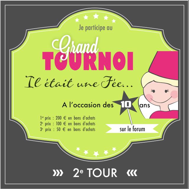 CONSIGNES 2EME TOUR Tourno12