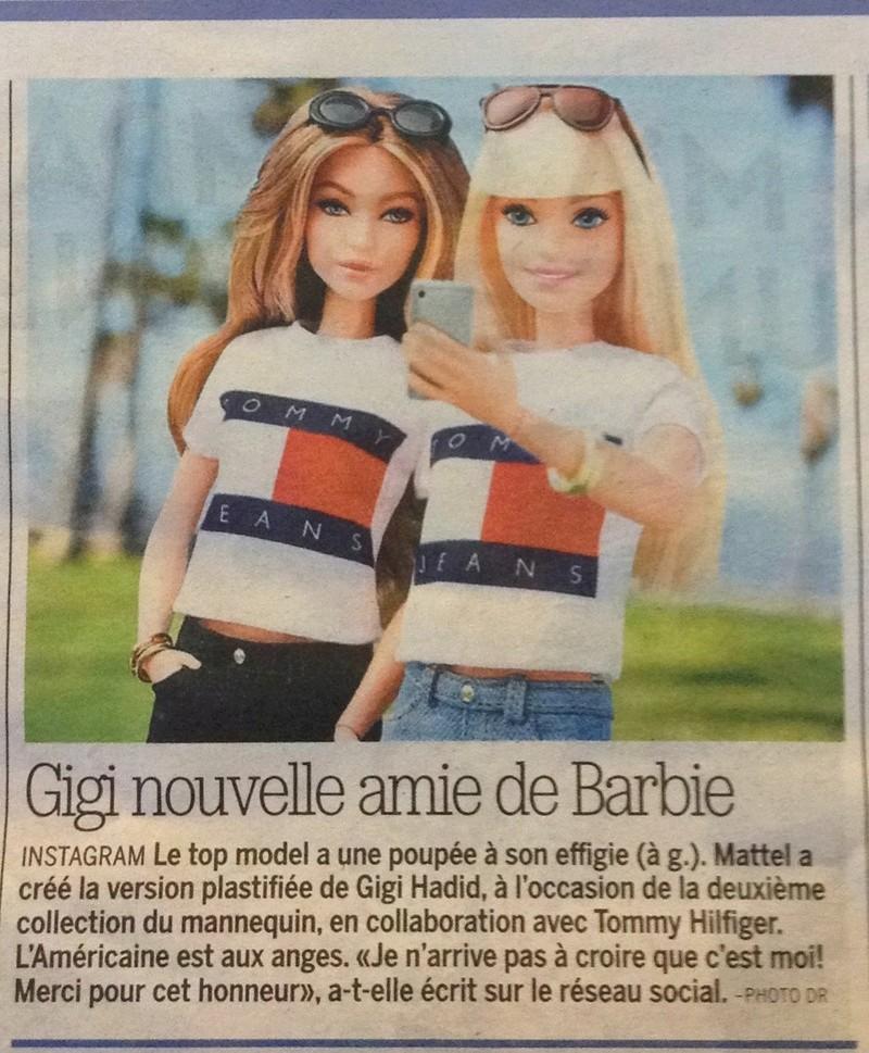Gigi, nouvelle amie de Barbie Gigi10