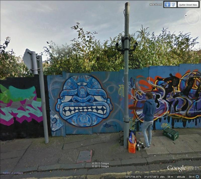 STREET VIEW : les fresques murales - MONDE (hors France) - Page 14 Fresqu12