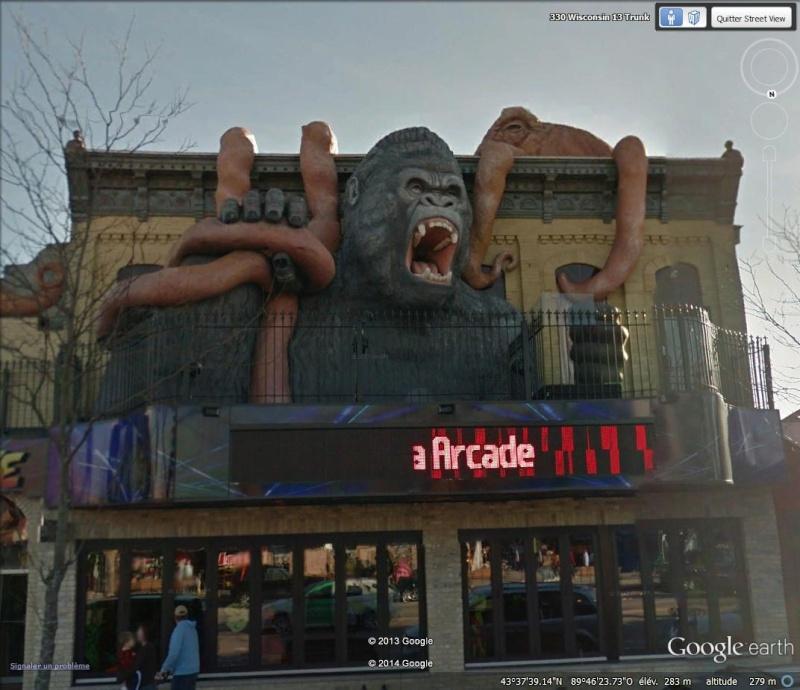 STREET VIEW : les façades de magasins (Monde) - Page 6 Gorill10