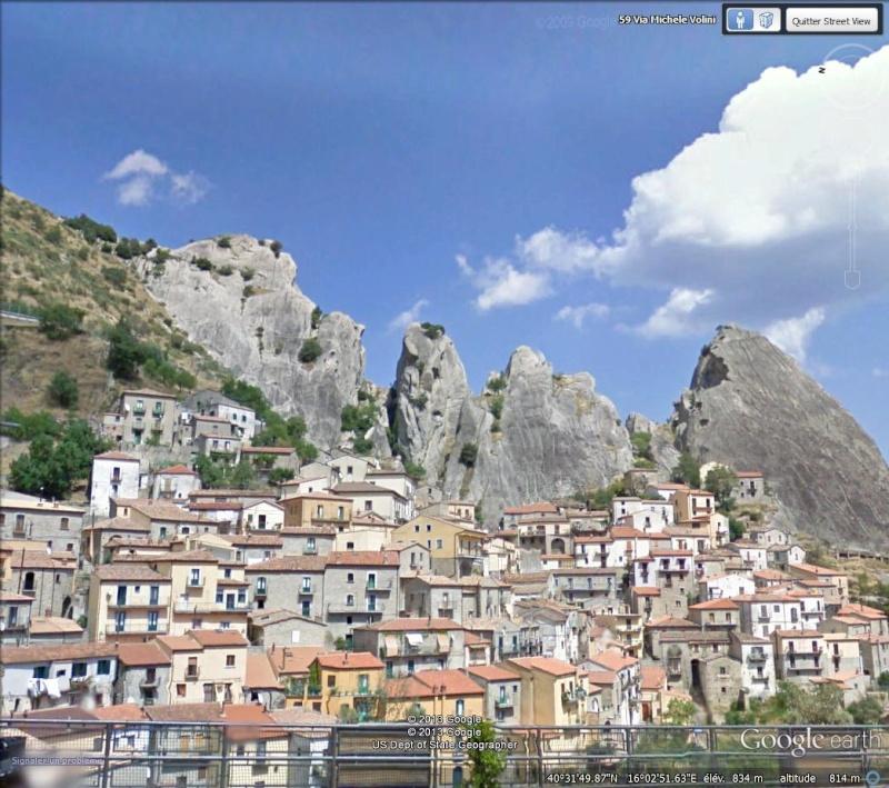STREET VIEW : les cartes postales de Google Earth - Page 53 Italie10