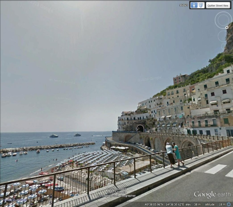 [Italie] - Street-wiew les cartes postales Italie11