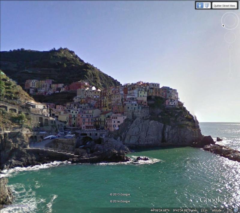 [Italie] - Street-wiew les cartes postales Manaro10