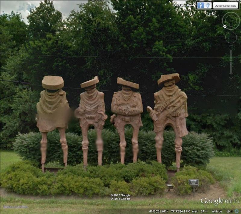 Sculptures diverses, Trenton, New Jersey Person10