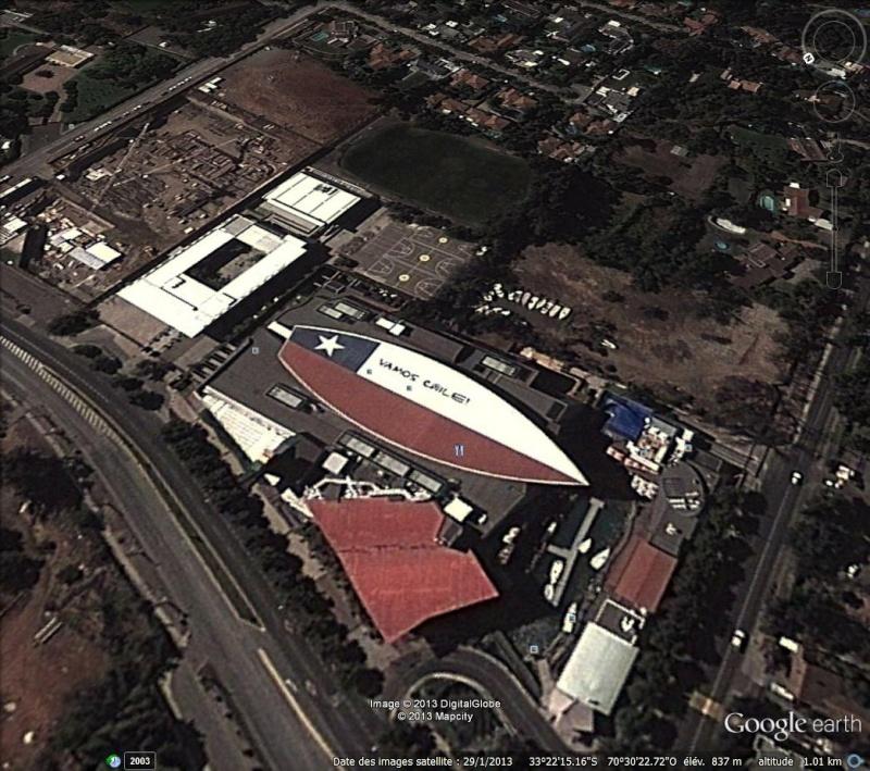 Les objets familiers vus sur Google Earth : écrous - tapis - planche... & caetera - Page 6 Planch10