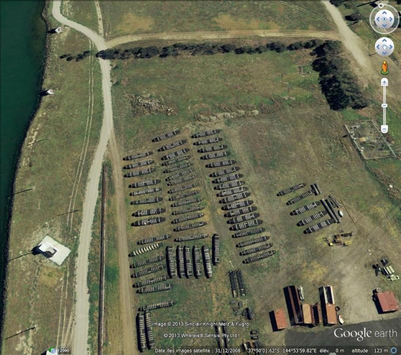 Les objets familiers vus sur Google Earth : écrous - tapis - planche... & caetera - Page 6 Ressem10