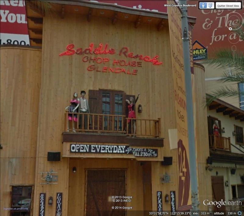 STREET VIEW : les façades de magasins (Monde) - Page 6 Saddle13