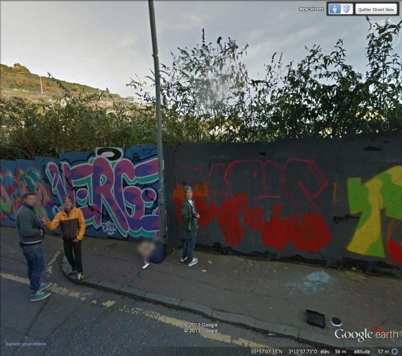 STREET VIEW : les fresques murales - MONDE (hors France) - Page 14 Surpri10