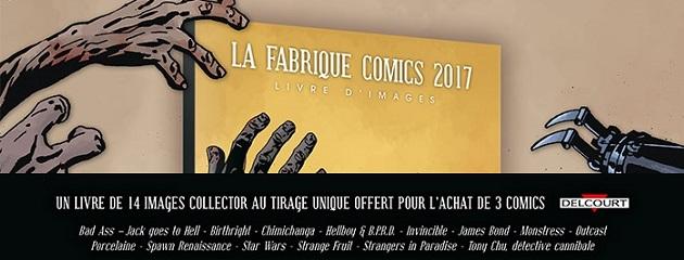 Nouveautés BD & COMICS 2017.16 du 18 au 22 avril 2017   Fabriq10