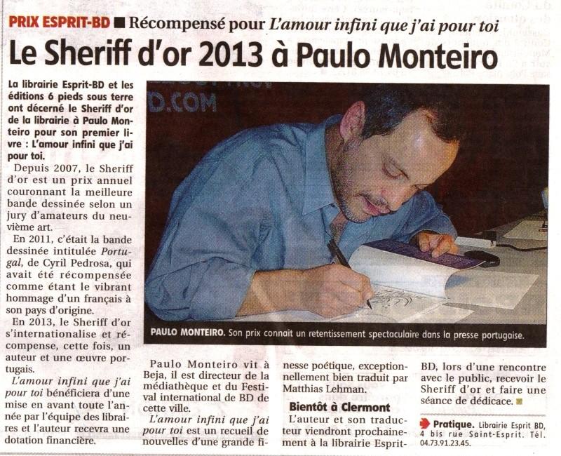 Sheriff d'or 2013 : L'amour infini que j'ai pour toi La_mon10