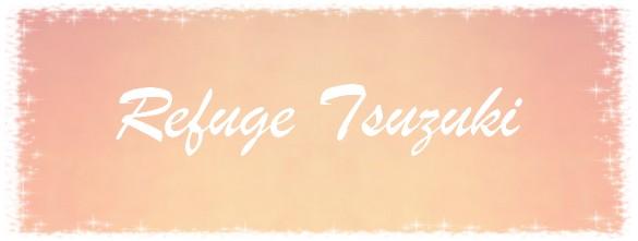 [Refuge Tsuzuki] News : Kaede et Megumi [ Iplehouse Asa et Chibi Unoa] [bas p.1] Refuge11