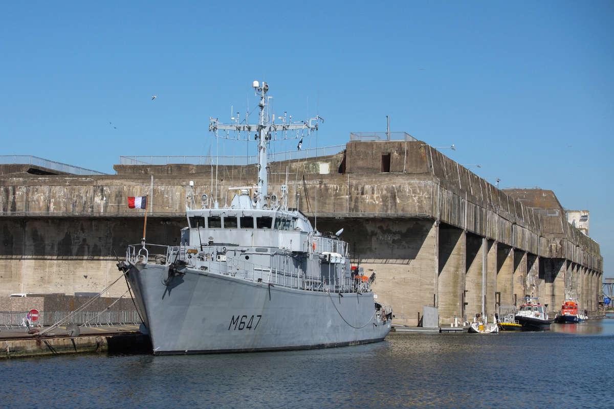 [Vie des ports] Port de Saint Nazaire - Page 6 L_aigl12