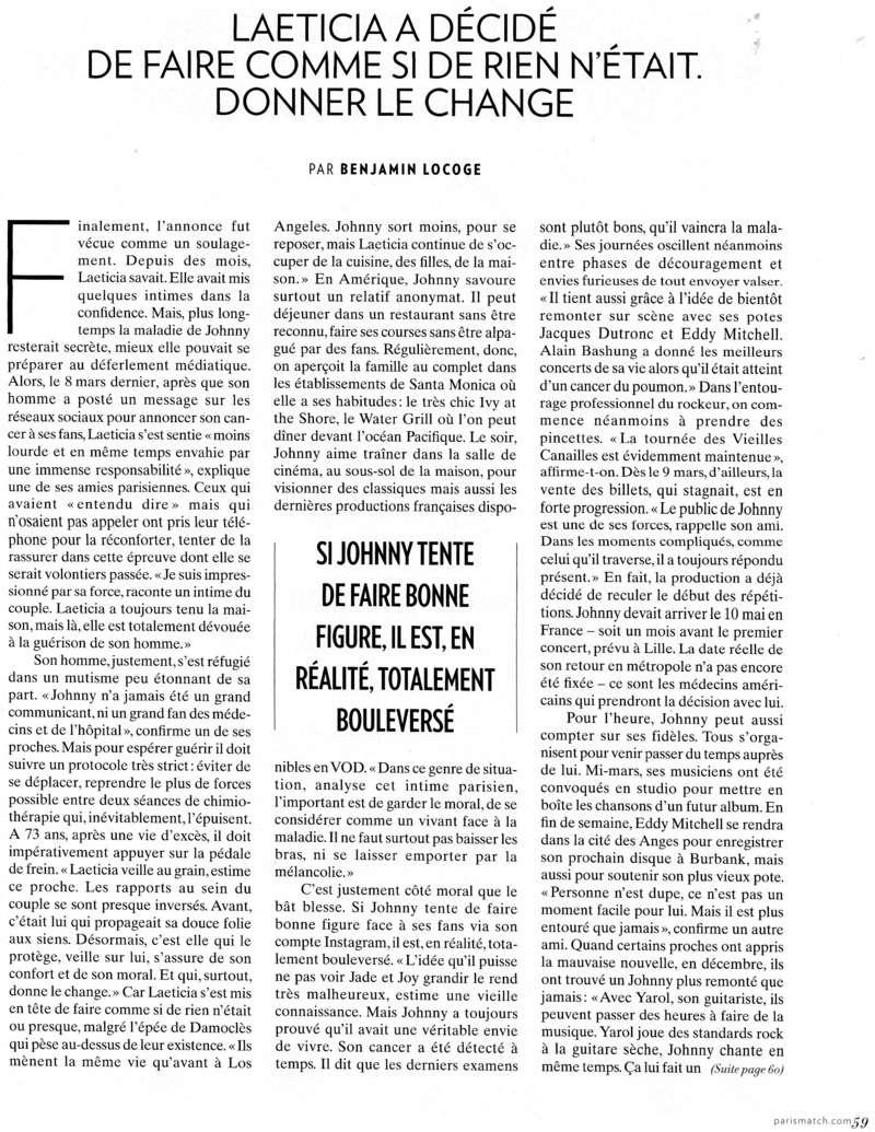 JOHNNY ET LA PRESSE (2) - Page 4 Img26410