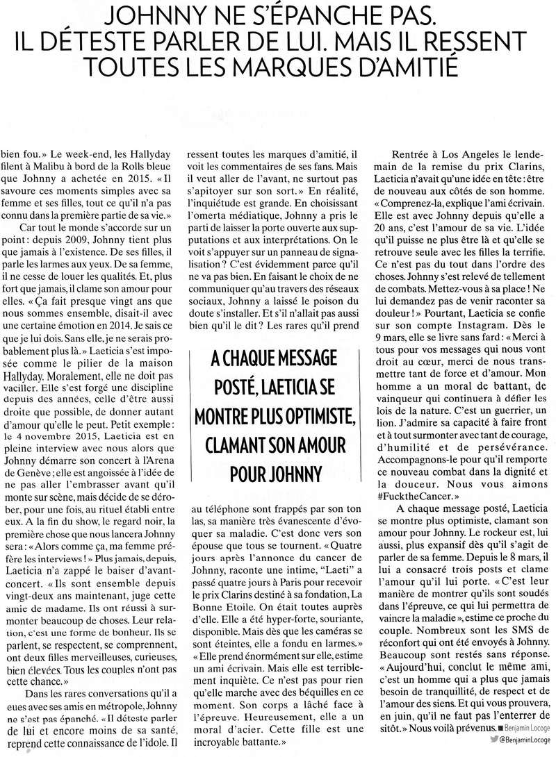 JOHNNY ET LA PRESSE (2) - Page 4 Img26510