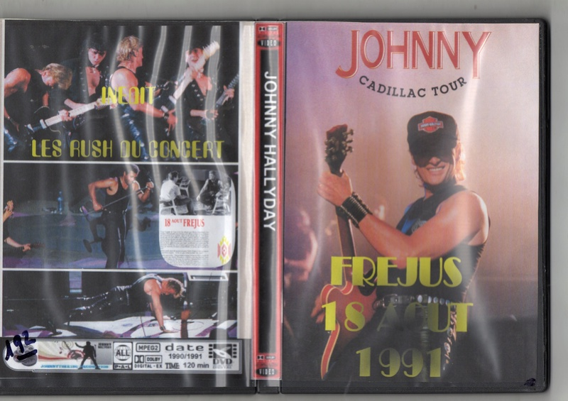 EXTRAIT JOHNNY A FREJUS EN 1991 Img52010