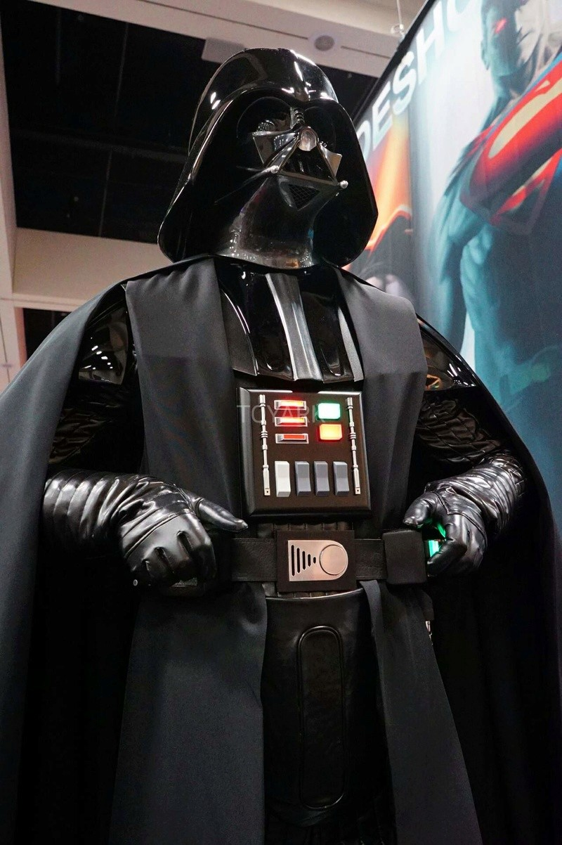 Sideshow Collectibles Darth Vader Life-Size Figure (2017) Sdcc-210