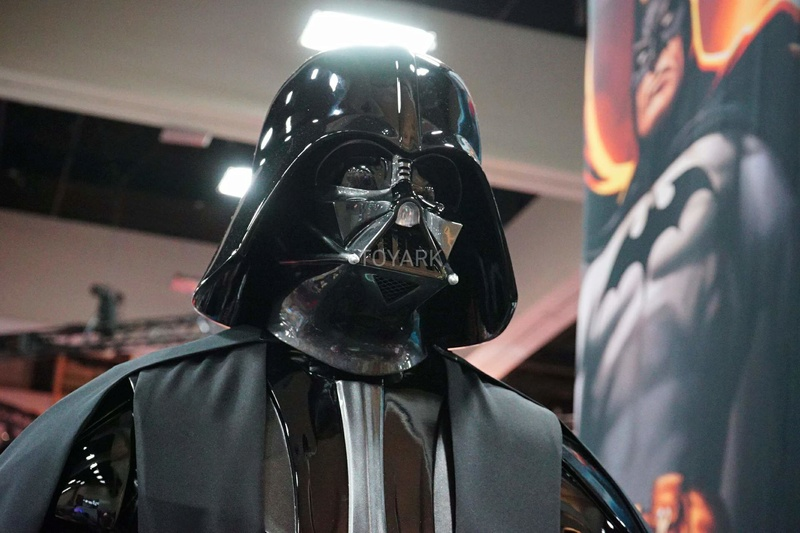 Sideshow Collectibles Darth Vader Life-Size Figure (2017) Sdcc-211