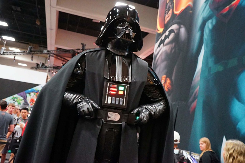 Sideshow Collectibles Darth Vader Life-Size Figure (2017) Sdcc-213