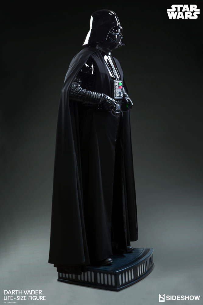 Sideshow Collectibles Darth Vader Life-Size Figure (2017) Star-w11