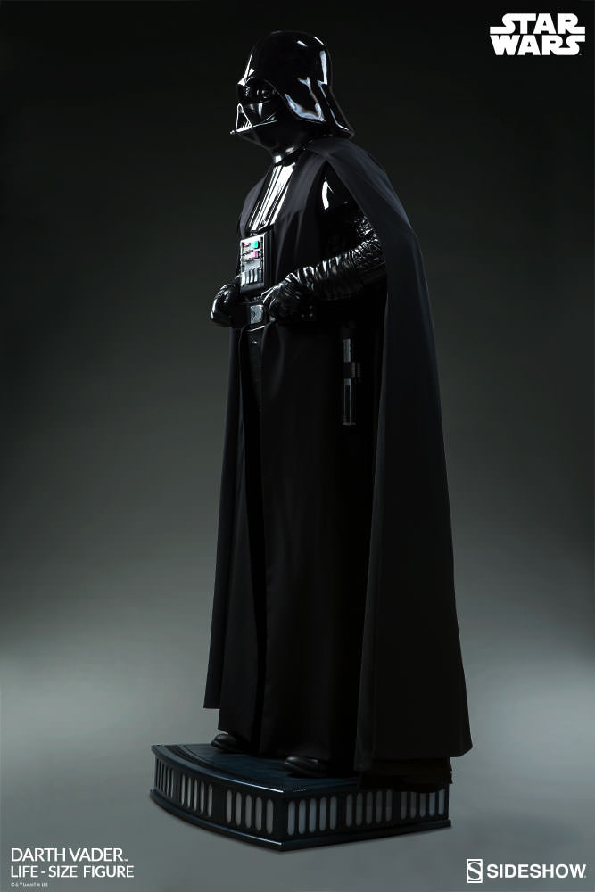 Sideshow Collectibles Darth Vader Life-Size Figure (2017) Star-w15