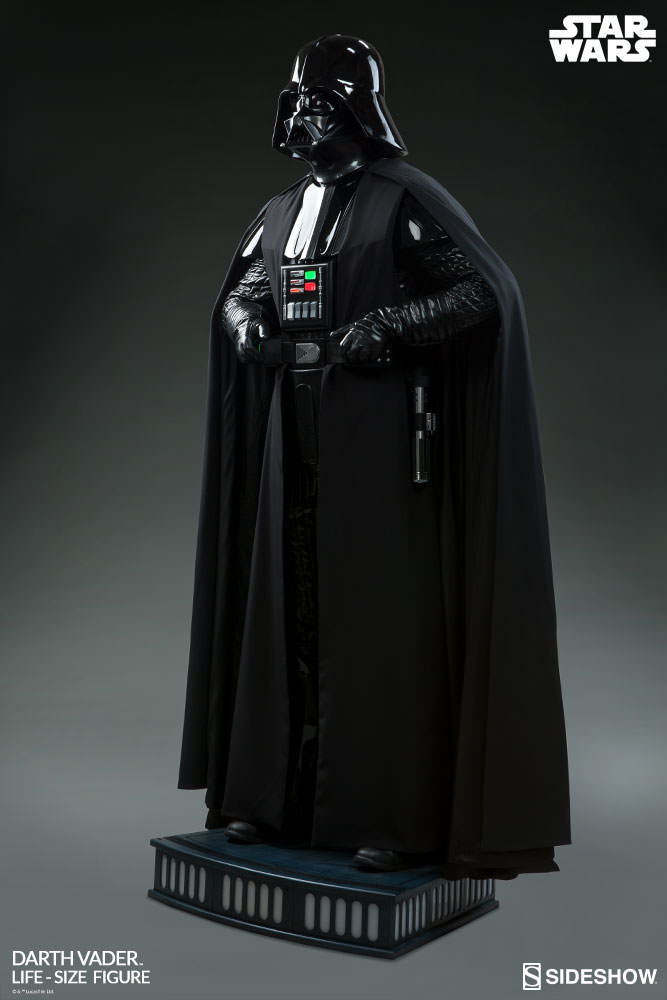 Sideshow Collectibles Darth Vader Life-Size Figure (2017) Star-w16