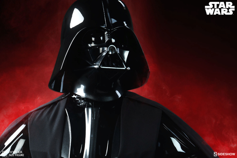Sideshow Collectibles Darth Vader Life-Size Figure (2017) Star-w17