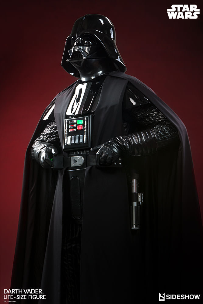 Sideshow Collectibles Darth Vader Life-Size Figure (2017) Star-w19