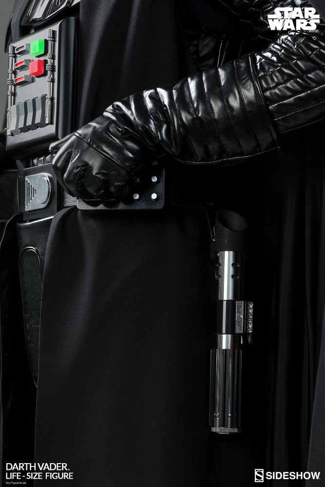 Sideshow Collectibles Darth Vader Life-Size Figure (2017) Star-w20